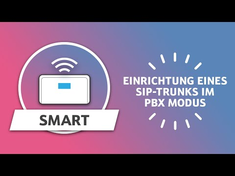 Social Media Post: Telekom: Digitalisierungsbox Smart - Einrichtung eines SIP-Trunks...