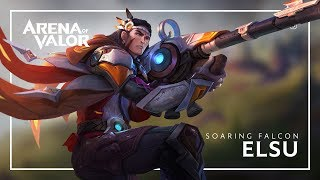 Elsu: Hero Spotlight | Gameplay - Arena of Valor