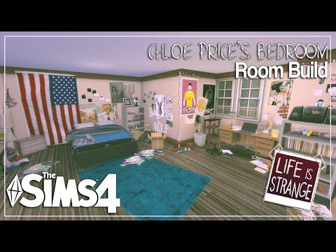The Sims 4 Room Build Life Is Strange Chloe Price S