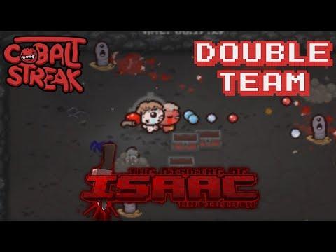 Back To Antibirth! #03 - Double Team - Cobalt Streak
