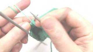 Repeat youtube video Socken stricken 3 * Ferse * Fersensteg
