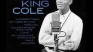 Nat King Cole - Adiós Mariquita Linda