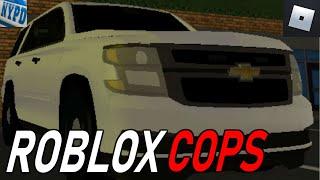 ROBLOX COPS: (#27) | Um deja vu para ir por favor