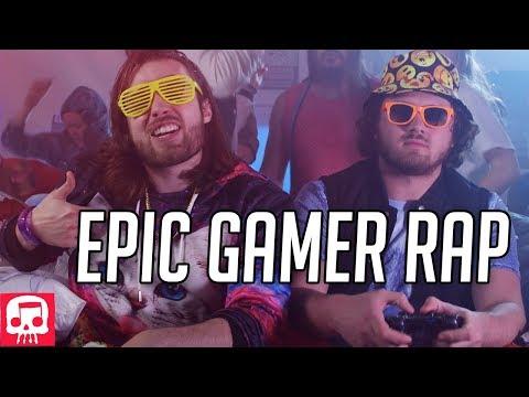 "EPIC GAMER RAP by JT Music (feat. Andrea Kaden) - ""We Got Hours"""