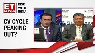 Umesh Revankar of Shriram Transport Finance speaks on CV cycles & impact of liquidity on growth