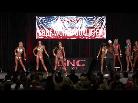 Liliana Dominguez BIKINI MASTER CBBF Natural Nationals 2015