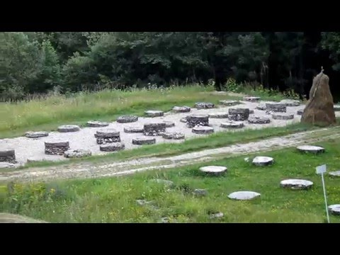 SARMISEGETUSA REGIA - OLD DACIANS CAPITAL CITY, Romania