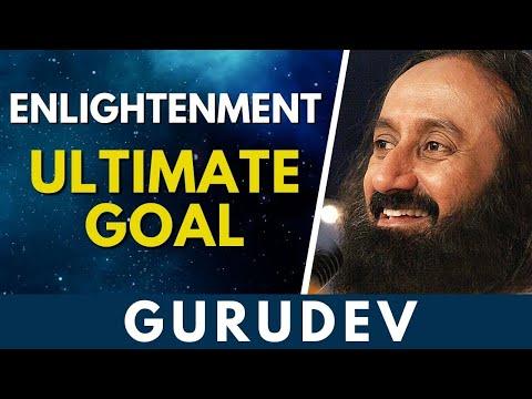 Sri Sri Ravi Shankar speaks on Enlightenment