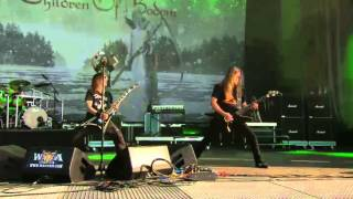 Children of Bodom - Lake Bodom (Live Wacken Open Air 2014)