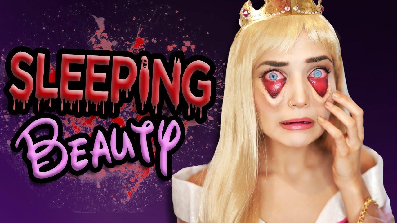The Most Terrifying Halloween Makeup Tutorials