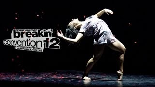 Natalie James (Broken Doll) - Unrecognisable at Breakin Convention 2012