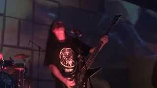 """Carcass Live Mexico 2014 """"Genital Grinder - Pyosisified (Rotten to the Gore) - Exhume to Consume"""""""