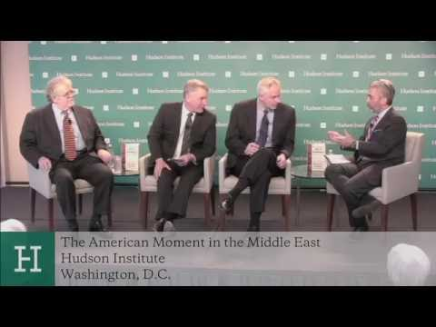 The American Moment in the Middle East--from Eisenhower to Trump