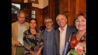 Premiación y Reconocimiento a la Profesora Odette Morales Braniff, del Instituto Nacional