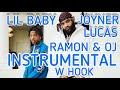 Joyner Lucas & Lil Baby - Ramen & OJ (Instrumental w Hook)