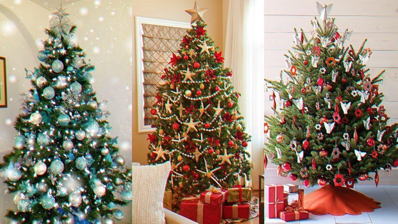 Ideas para decorar tu rbol de navidad 2017 lindos y - Ideas para decorar estrellas de navidad ...