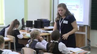 Урок русского языка, Хлыпина_Н.У., 2014
