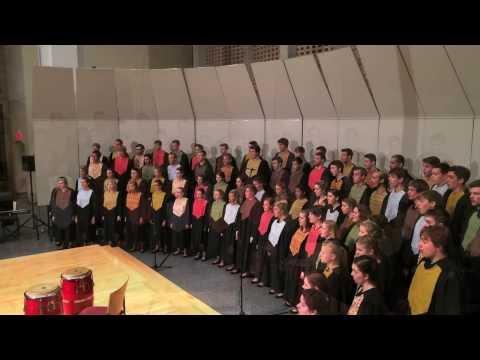 The Concordia Choir - MLK - arr. Bob Chilcott