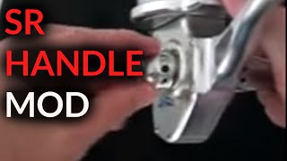 TwinSpin Handle Removal