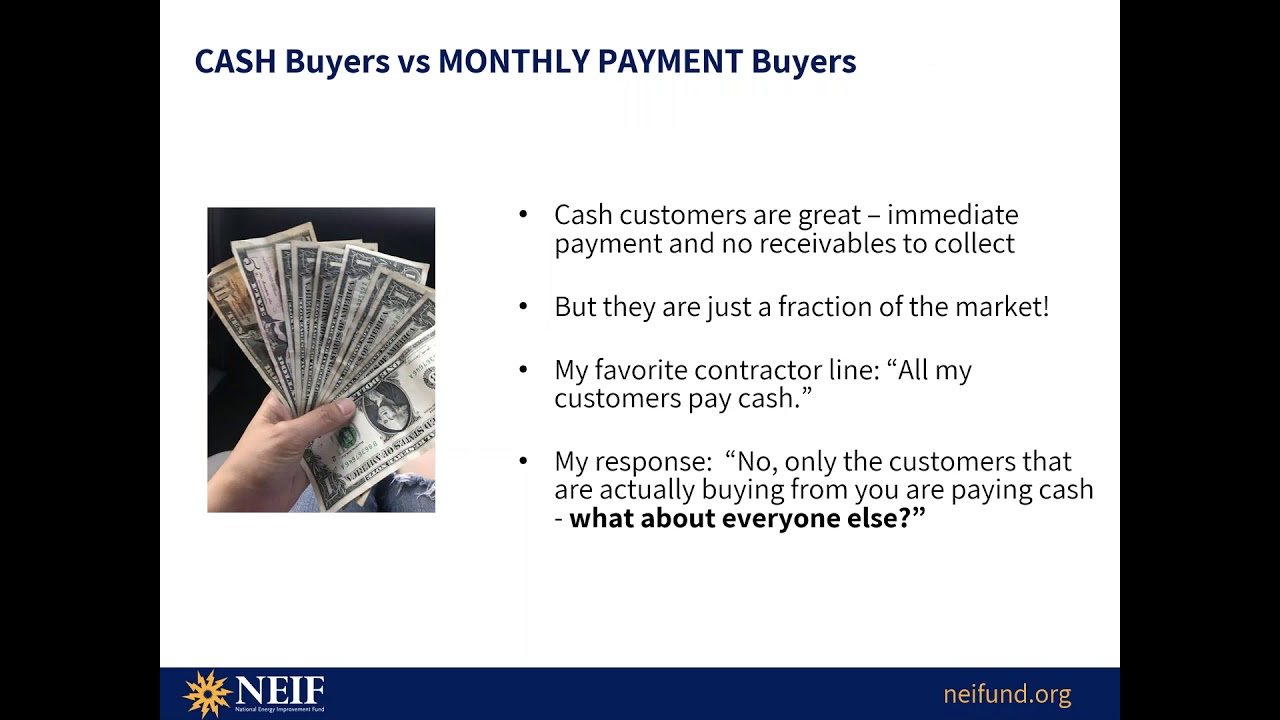 PPA Webinar Series #23: Driving Sales With Effective Customer Financing