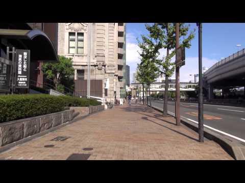神戸ハーバーランドから三宮まで歩き撮り