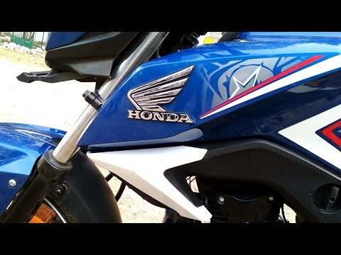 honda hornet 160r bs4 aho review 2018 youtube. Black Bedroom Furniture Sets. Home Design Ideas