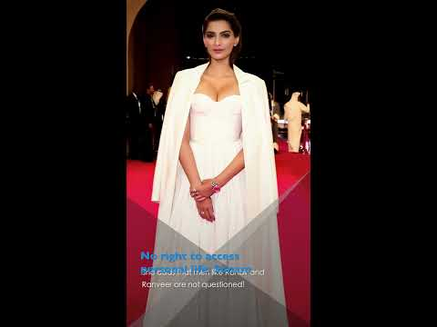 No right to access personal life: Sonam