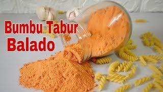 Download Resep Bumbu Tabur Rasa Balado: Untuk Taburan Berbagai Jajanan