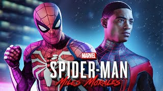 НОВАЯ ИГРА ПО ПАУЧКУ! СМОТРИМ! - Marvel's Spider-Man: Miles Morales