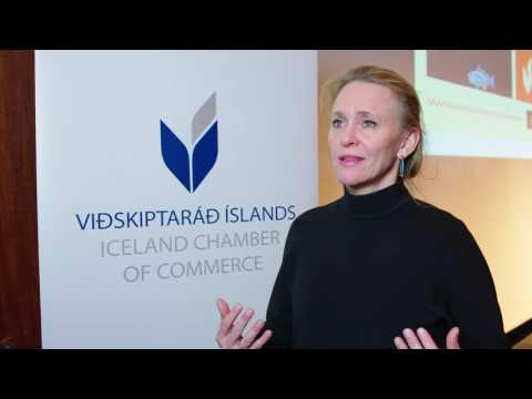 Viðskiptaþing 2017 - Börn náttúrunnar - Þorgerður Katrín Gunnarsdóttir um auðlindageirann