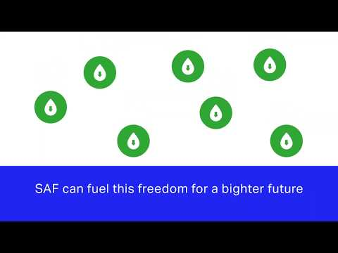 Sustainable Aviation Fuel - Fueling the Future of Flying