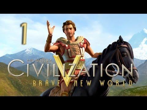 Greece -1- Civilization V: Diplomacy Victory