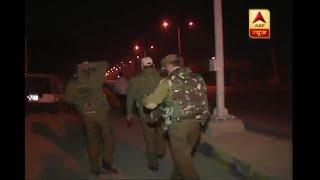 Firing inside Sunjuwan Brigade still underway on Jammu-Pathankot highway, Army on alert