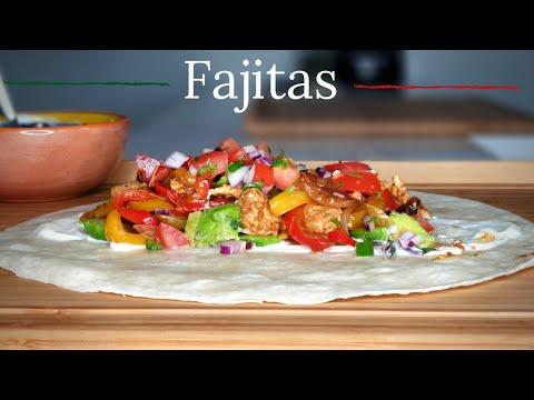 fajitas-au-poulet----tex-mex----food-is-love