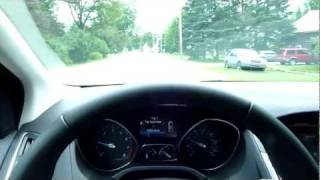 Ford Focus Sport 2012 Videos