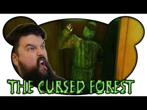Mein Versteck! - The Cursed Forest ???? #08 (Gameplay Deutsch Facecam Horror)