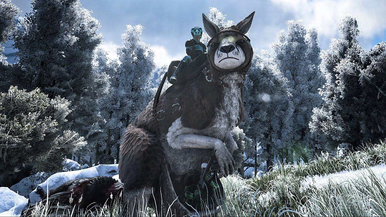 Procoptodon - Official ARK: Survival Evolved Wiki