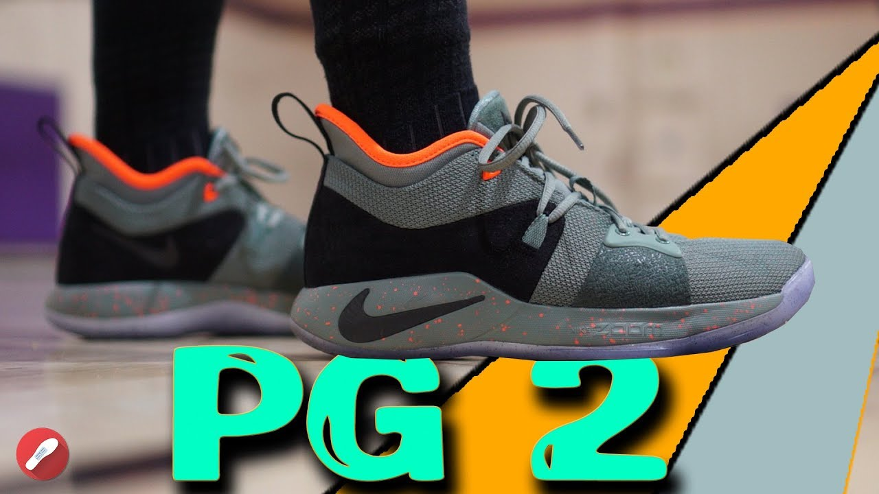 b3c85428710f Nike Pg 2 Performance Review! - YouTube