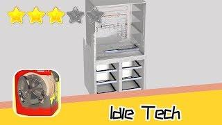 Idle Tech - Max Hildebrand - Walkthrough Super Cool! Recommend index three stars
