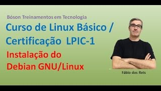 Instalação do Linux Debian