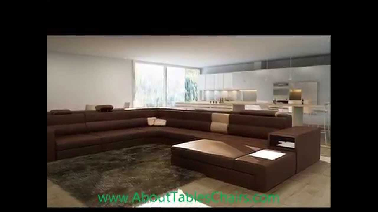 extra large sectional sofas youtube. Black Bedroom Furniture Sets. Home Design Ideas