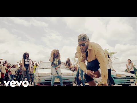 Burnaboy - Follow Me [Official Video]
