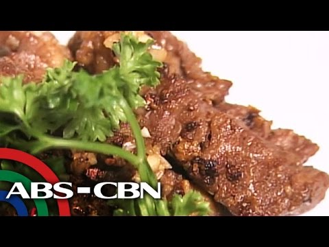Kathryn shares recipe for beef salpicao