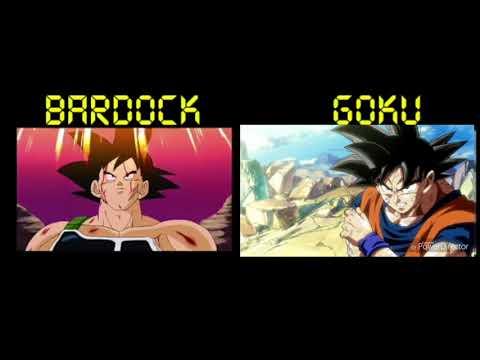 dbs ending 9 English dub (Bardock x Goku)