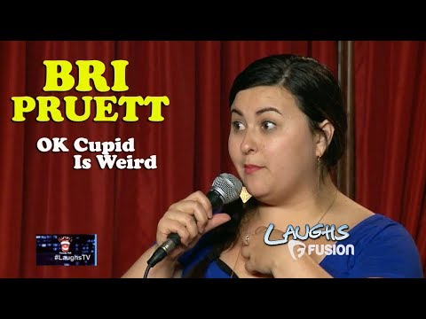 Ok Cupid is Weird | Bri Pruett | Stand-Up Comedy from YouTube · Duration:  54 seconds