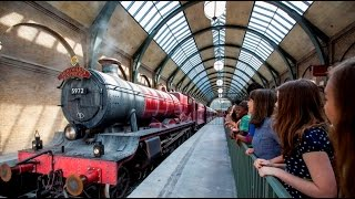 Hogwarts Express Complete Experience (Diagon Alley To Hogsmeade) - Universal Orlando