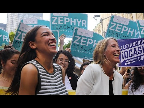 Zephyr Teachout: Third Time's The Charm?!