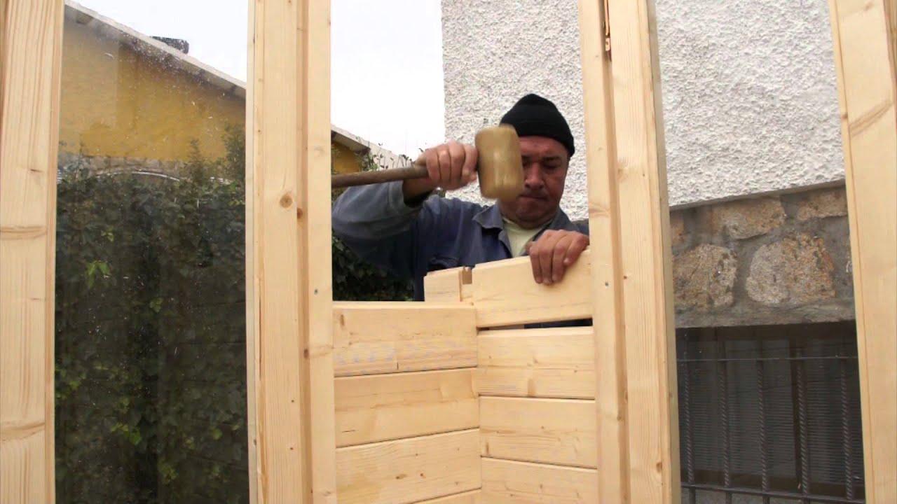 Servicios de instalaci n personalizada de una casa de - Como hacer una casa prefabricada ...
