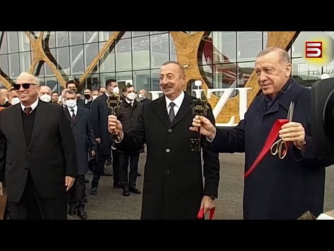 Էրդողանը վայրէջք կատարեց Ֆիզուլիում. «պատմական օր»՝ թուրքական աշխարհում