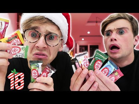 Download Youtube: TRYING CRAZY JAPANESE KIT-KATS
